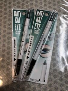 Lote 2 , COVERGIRL Katy Kat Ojo, Delineador de Ojos KP02 Purrmaid