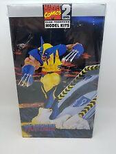 ToyBiz Marvel Comics Wolverine Model Kit