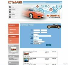 Money Making Business. Online Work at Home, Auto Classifieds Website For Sale.