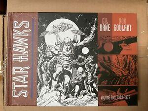 IDW/LOAC : STAR HAWKS VOL. 2 : 1978 - 1979 : NEW HARDCOVER : KANE/GOULART : LOAC