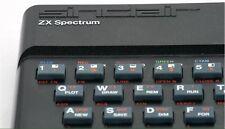 Sinclair emulador de Spectrum 48k y 128k para PC con más de 12000 juegos de dominio público