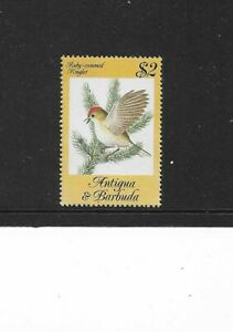 1984 Antigua & Barbuda - Song Birds - Single Stamp - Unmounted Mint.