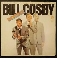 "BILL COSBY Revenge 12"" VINYL RECORD"