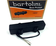 Bartolini 9JL1 Single Coil Bridge Pickup for Fender Jazz/J Bass® PU-1222-023