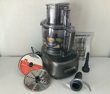 CUISINART - ELEMENTAL 11-CUP FOOD PROCESSOR - 550 WATTS POWER - BPA FREE - NEW