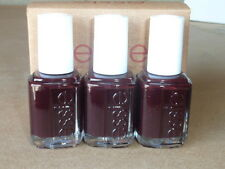 Lot of 3 bottles ESSIE Nail Polish Lacquer WICKED 249 0.47 fl oz new