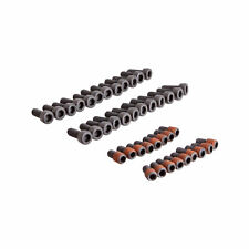 Ht Pedals Pedal pin kit, Ae01, Me01, black (steel)