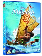 Moana DVD Free Ship by RoyalMail New Brand And Sealed By Walt Disney