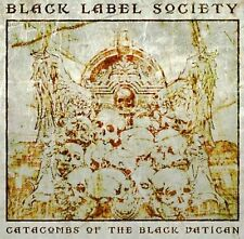 BLACK LABEL SOCIETY - CATACOMBS OF THE BLACK VATICAN - CD NEW SEALED 2014