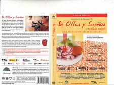 De Ollasy Y Suenos-Una Revolucion Desde La Cocina-[Booklet + DVD]-2009-Peru-DVD