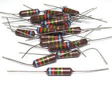 20x película-resistencia 6.2 Mohm F. tubos amplificadores, 1w, vintage Tube amp resistors