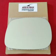 NEW Mirror Glass 02-08 DODGE RAM PICKUP TRUCK Driver Side ***FAST SHIPPING***