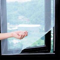 Anti Mosquito Window Screen DIY Adhesive Net Mesh Anti Insect Window Curtain