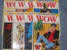 WOW nuova serie dal 1989  - 0/8 - serie completa