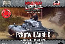 First to Fight 010 Niemiecki czołg Pz.Kpfw II Ausf. C