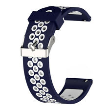 20/22mm Silicone Watch Strap Band for Samsung Galaxy Gear S3 42mm/46mm Huawei GT