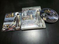 Two Worlds II (Sony PlayStation 3, 2011) COMPLETE! TESTED! FREE SHIPPING!