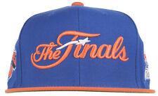 Mitchell and Ness Rockets vs Knicks 1994 NBA Finals Snapback Hat Cap Mens Blue