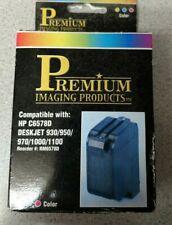 HP C6578D Color Ink Print Cartridge Deskjet 930/950/970/1000/1100 RM6578D