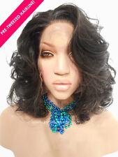 body curl bob lace front wig, taraji bob lace wig, curly bob black lace front