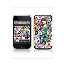 Tokidoki GelaSkin-Discoteca for iPhone 3G skin