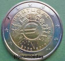 Portugal 2 Euro 2012 Euro-Bargeld TYE Gedenkmünze Euromünze commemorative coin