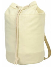 Shugon Newbury Canvas Duffle Bag Cotton Rucksack Backpack Womens Mens (SH1192)