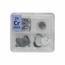 Chromium Metal Grain Powder Trees Foil Quad Element Tile Pure - Periodic Table