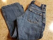 Gap kids Boys Size as 4  Jeans  Adjustable Waist VGUC  20x15
