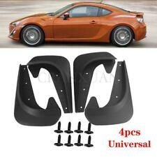 4PCS Universal Car Front Rear Mud Flap Flaps Splash Guard Mudguards Fender