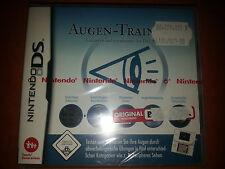 Nintendo DS Spiel * Augen-Training  -  Neu  OVP