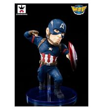 Banpresto Marvel Civil War Captain America WCF Premium