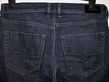 Diesel tepphar slim-carrot fit jeans wash 0845B W32 L32 (a2417)