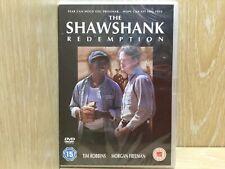 The Shawshank Redemption DVD New & Sealed Morgan Freeman Tim Robbins