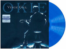 Vince Gill - Okie BLUE Vinyl lp record
