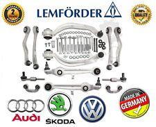 #LEMFORDER CONTROL ARMS WISHBONE SET Audi A6 A4 Passat B5 LIFT RS4 Skoda SuperB