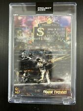 Topps PROJECT 2020 Card 331 - 1990 Frank Thomas by Andrew Thiele