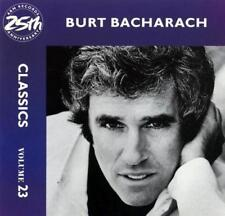 BURT BACHARACH - Classics Vol.23 (CD 1987) USA Import EXC Best of/Greatest Hits