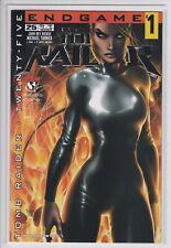 Tomb Raider #25 (Michael Turner Platinum Foil logo variant) Nm 1999 Top Cow