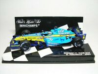 Renault F1 Team R25 No.6 G.Fisichella Formel 1 2005 - 1:43 Minichamps