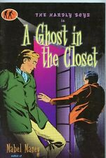 A GHOST IN THE CLOSET LARGE SOFTCOVER BOOK* by: MABEL MANEY