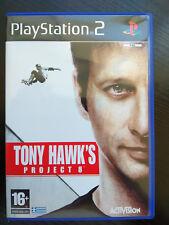 Lot Of 4 Wii Games Tony Hawk Project 8 Ride Topspin 3 Grand Slam Tennis Original