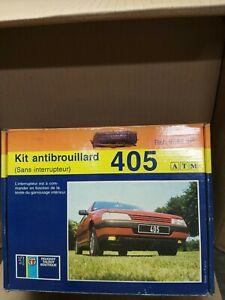 Bonjour,Anti brouillard AV 405 Peugeot Neuf . vieux  stock. Cdt