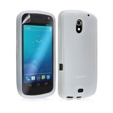 Shell case cover translucent silicone for samsung galaxy nexus color proce