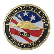 USAF F-117 Nighthawk GP Challenge Coin 1322#