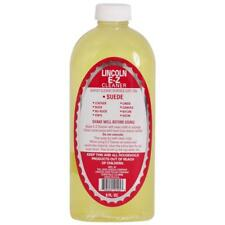 Lincoln EZ Cleaner 8oz Suede Nylon Canvas Cleaner