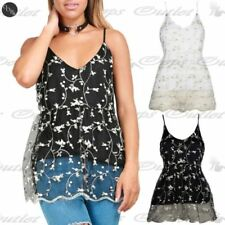 Beaded Polyester V Neck Tops & Shirts for Women