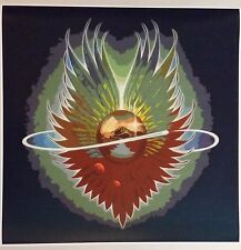 "Journey 24"" x 24"" Evolution Band Poster Print Music Rock Art Seventies Man Cave"