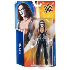 WWE Mattel Basic Series 55 Sting #60 Wrestling Action Figure
