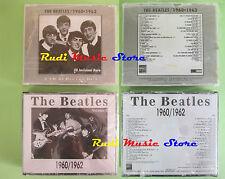 CD THE BEATLES 1960/1962 Volume 1 2 SIGILLATO SEALED DISCOMAGIC(Xs2)no lp mc dvd